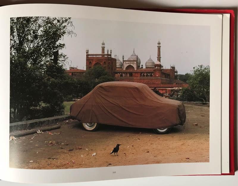 A way to india raghubir singh libro