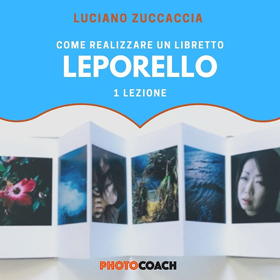 Come realizzare un libretto Leporello | Luciano Zuccaccia