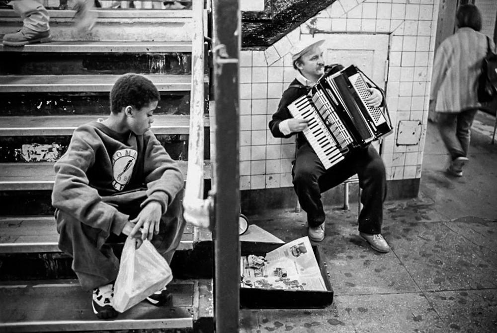 new york subway reportage giorgio cosulich
