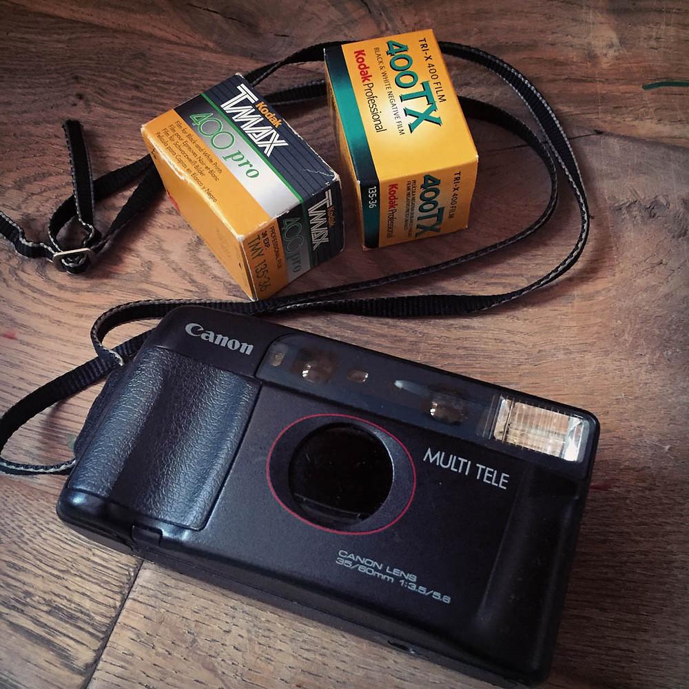 Canon Multi Tele 35-80 mm f 3.5/5.6