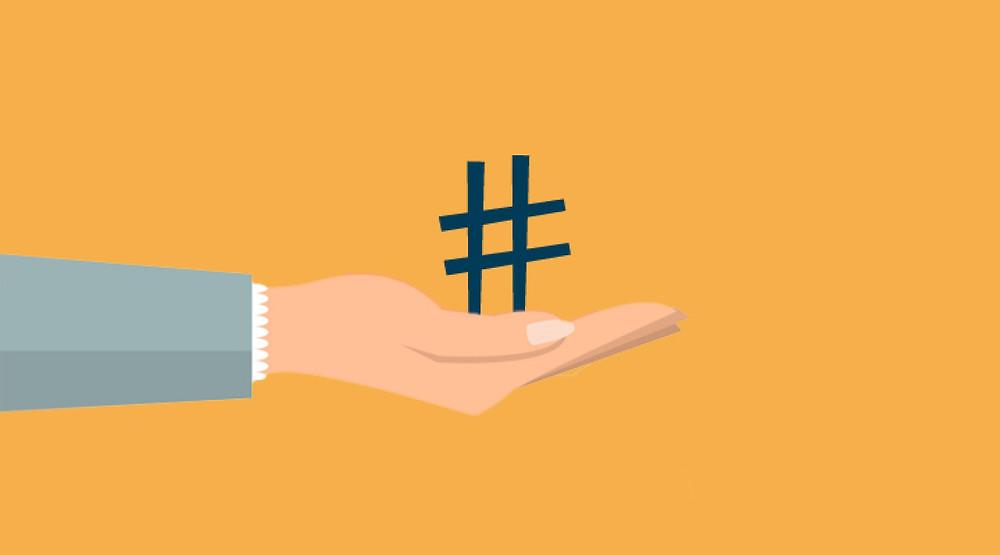hashtag tag utilizzare volume strategie