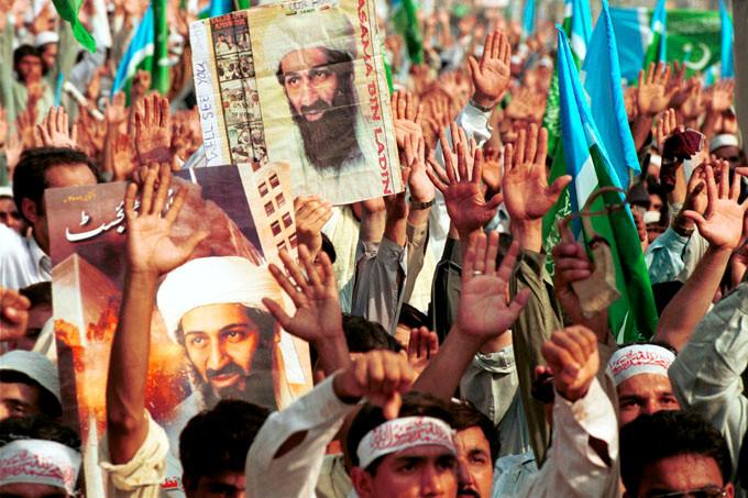 Afghanistan Pakistan Bin Laden Giorgio Cosulich manifestazione terrorismo