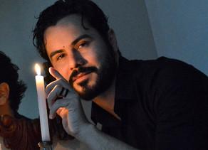 Steampunk a la luz de las velas