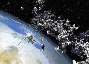 Vertedero espacial