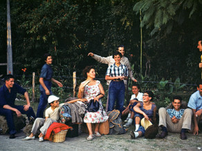 La colonia española en México