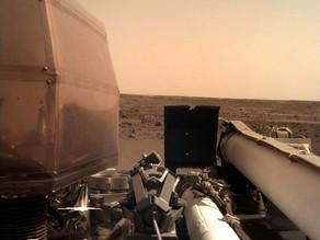 Aportación española en Marte