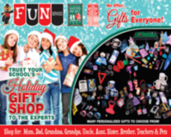 Holiday Shops, Holiday Gift Shops