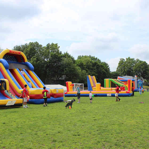 Giant Inflatable Ride Rentals