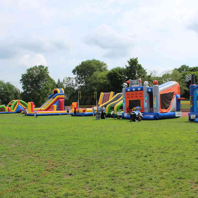Inflatable Rides, Carnival Games, Tents, Prizes