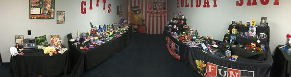 School Holiday Shop Showroom