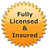 Fully Licensed & Insured Inflatables