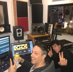 Mastering im Studio Klangstark