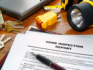 Inspection Reports: Top 3 Repairs That Should Have your Attention