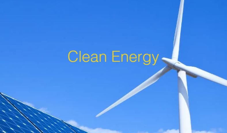 Renewable Energy with title