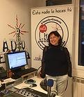 """Marisol Ortiz de Zárate en """"Peligro: escritores sueltos"""""""