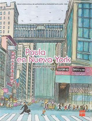 Paula en Nueva York - MIkel Valverde.jpg