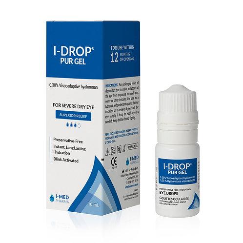 I-DROP PUR GEL Viscoadaptive Tears - for severe chronic Dry Eye