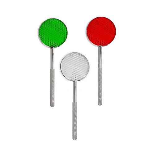 Maddox Rod - red/ green/ clear