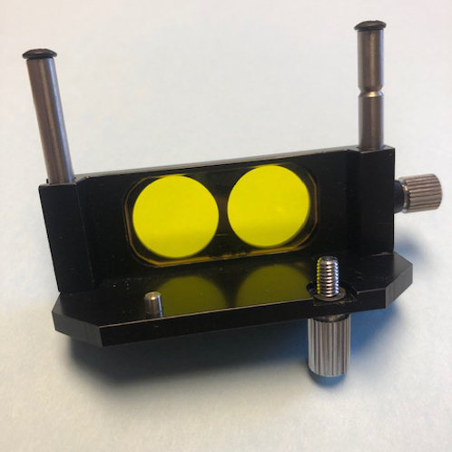 Yellow Wratten Filter - fits SL25 Slit Lamps (YZ5F1)