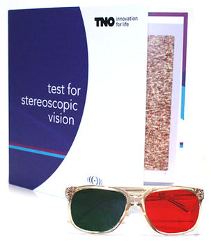 TNO Stereo Test Grafton Optical