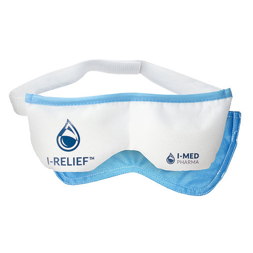 I-RELIEF® Hot & Cold Therapy Eye Mask with Thermabeads™