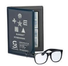 Randot Stereo Test Grafton Optical
