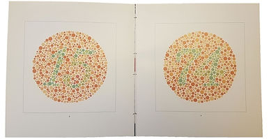 TYPE TESTS FOR COLOUR BLINDNESS - GRAFTO