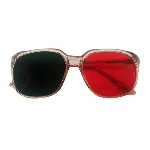 Red/ green glasses for TNO Stereo Test - Adult