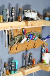 Werkzeugwand