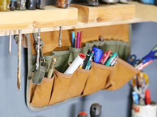 Tool Trays & Tool Belts