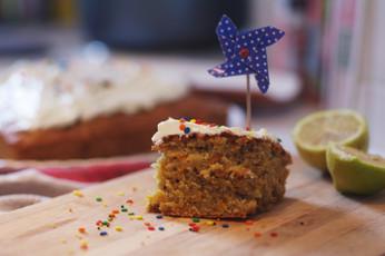Carrot cake tout Bio tout simple !