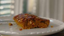 Gâteau d'automne au potimarron et cannelle