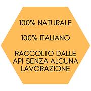 100% NATURALE _ 100% ITALIANO _ RACCOLTO