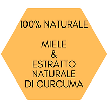 100% NATURALE _ MIELE & ESTRATTO NATURAL