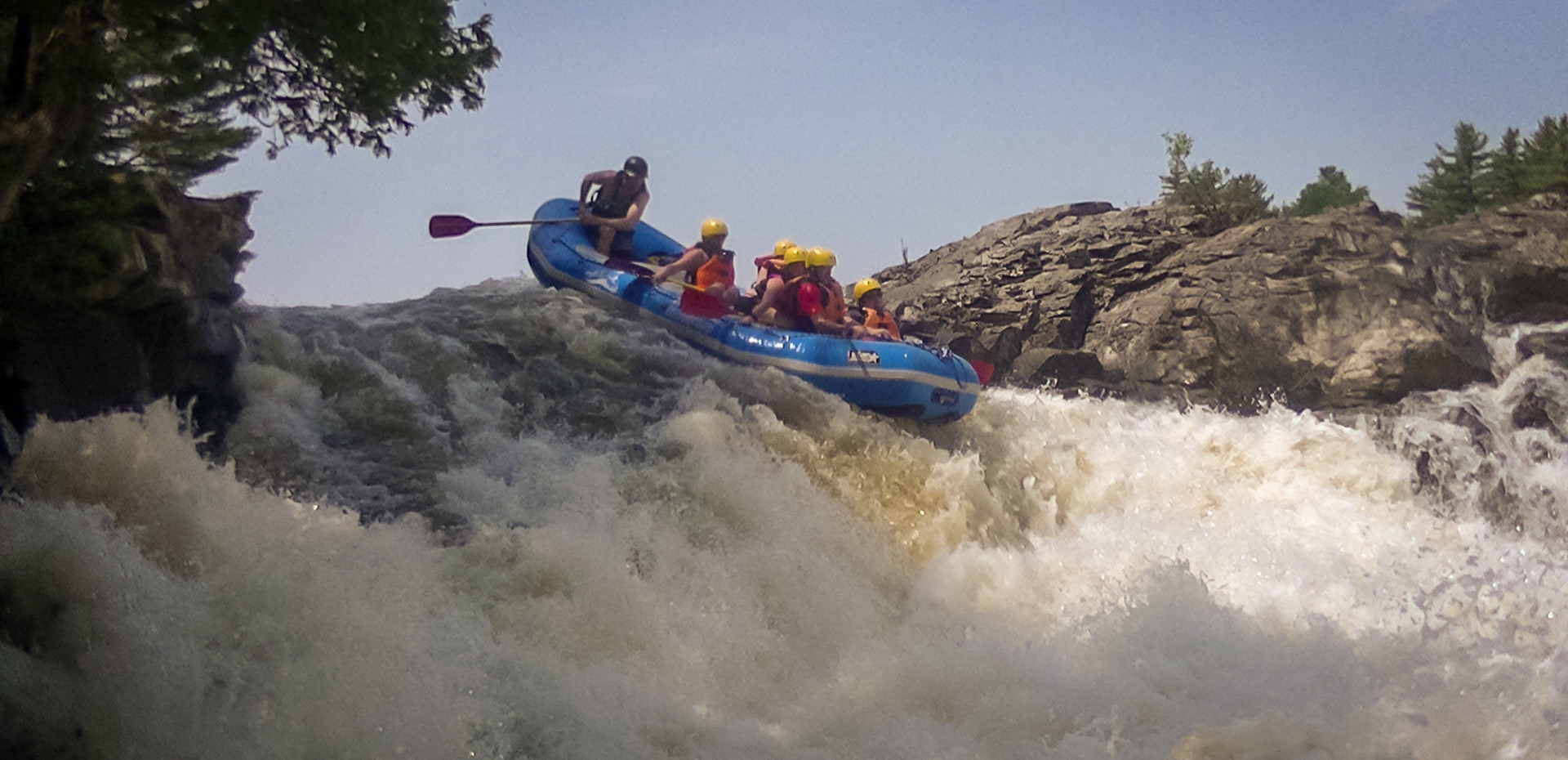 Raft the mighty Ottawa – one of the most adventurous rivers in the world