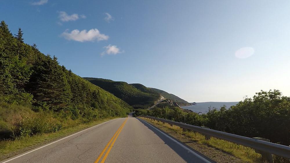 Adventure vacations Canada Cabot Trail Nova Scotia, Cape Breton Highlands