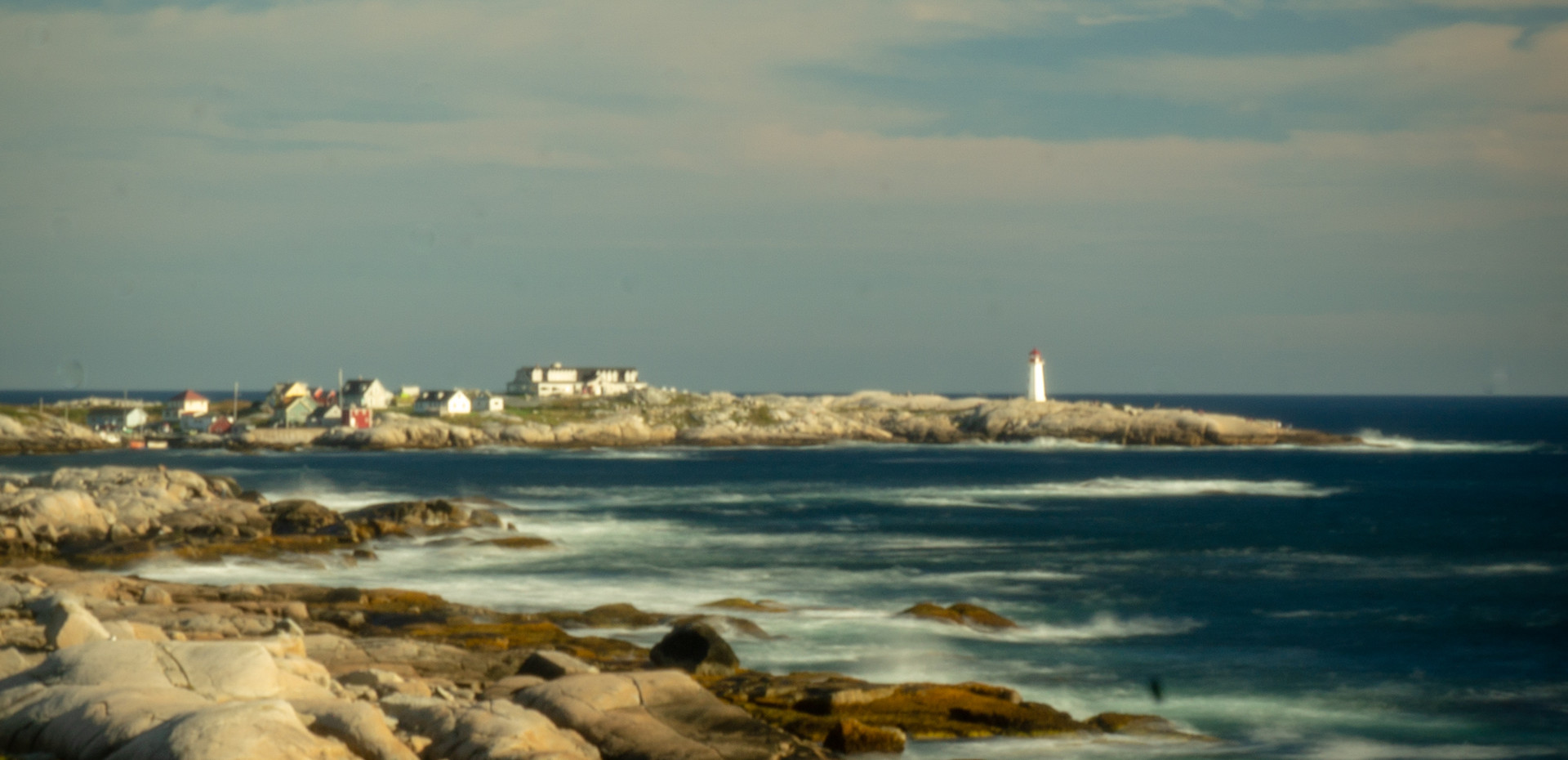 Wander the gorgeous shorelines in and around Peggy's Cove