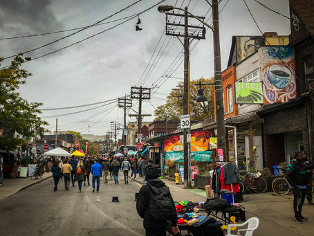 Enjoy a Day in Toronto's Famous Kensington Market