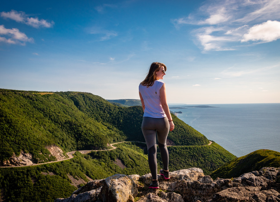 Hang out at the incredible Skyline Trail