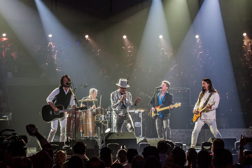 The Tragically Hip, One of Canada's Best All Time Bands to Listen to on a Canadian Adventure Tour