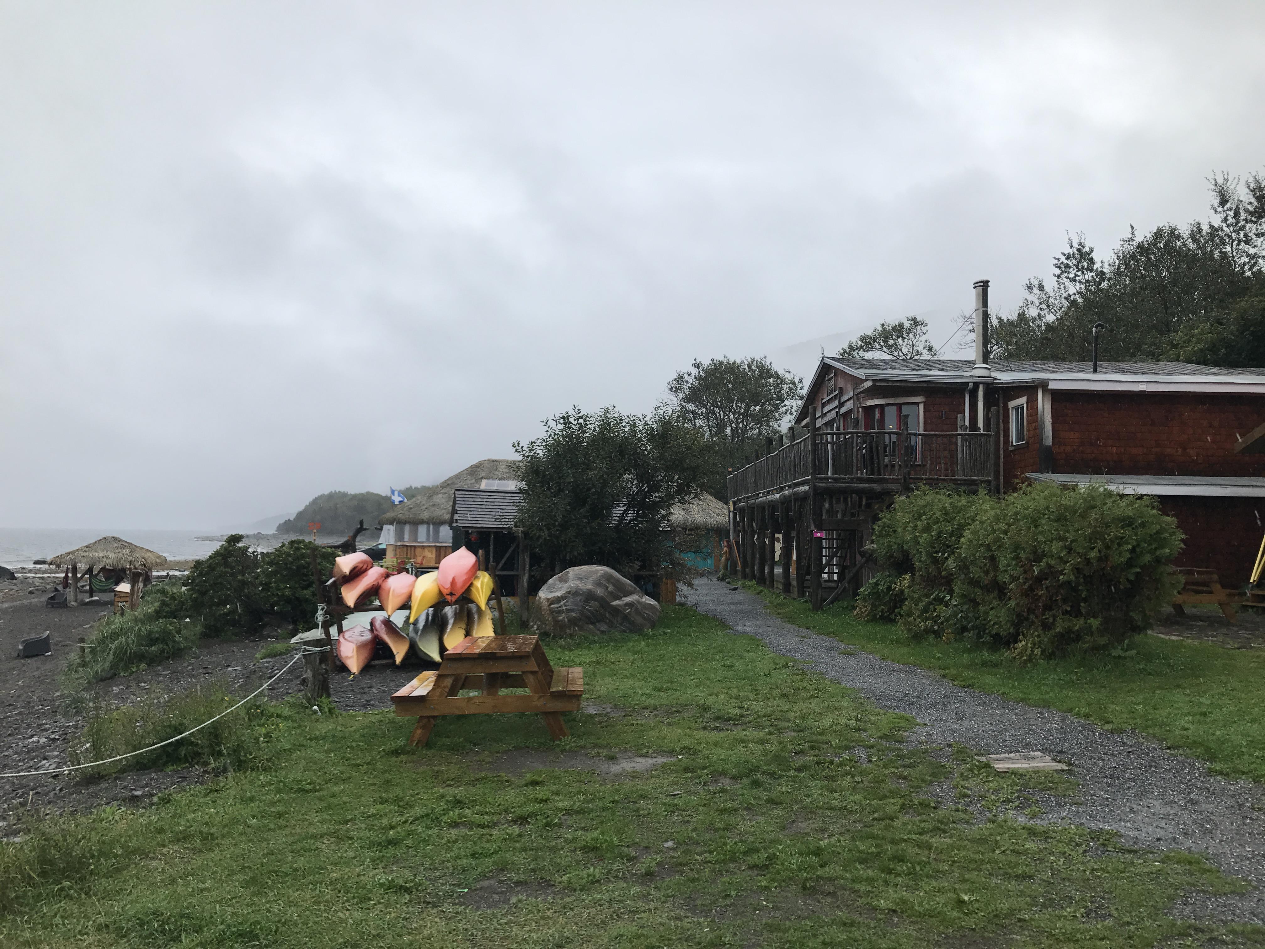 Kayaking Chalet