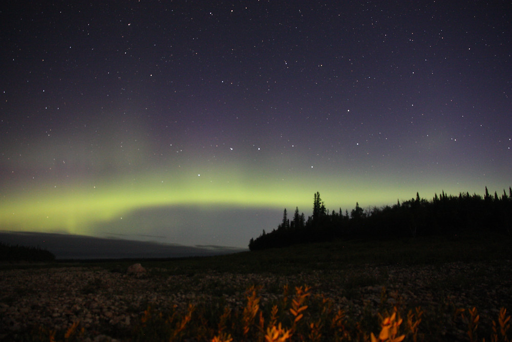 Northern Lights Opportunities Travelling Canada Tours Best Options