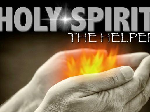 6.5.2020 Holy Spirit the Helper