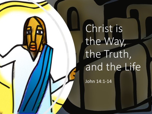 Worship May 10, 2020- 5th Sunday of Easter