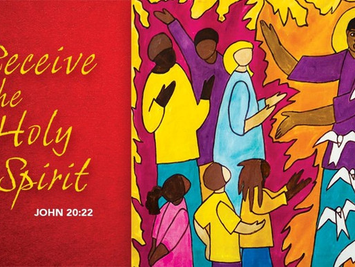 Worship - May 31, 2020 Day of Pentecost