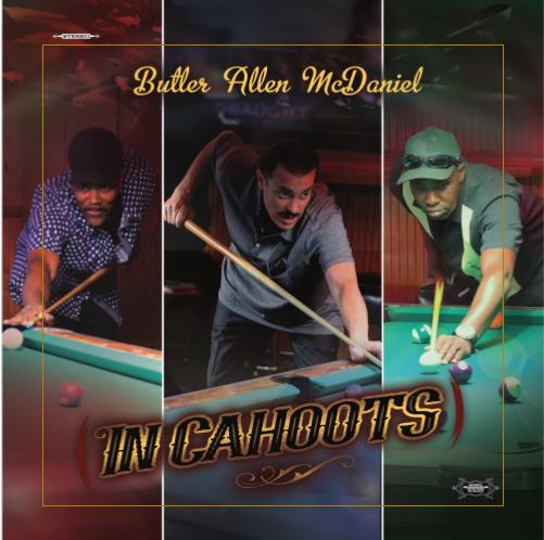 Butler Allen McDaniel releases new CD - In Cahoots