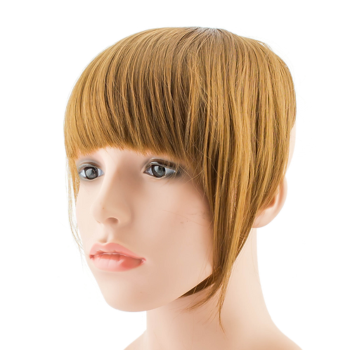 1188 Synthetic Clip On Bangs/Toupee