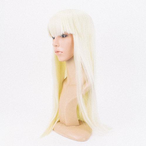 Lady Gaga Synthetic Wig