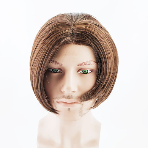 Long Chin Cut FLW009 Synthetic Wig