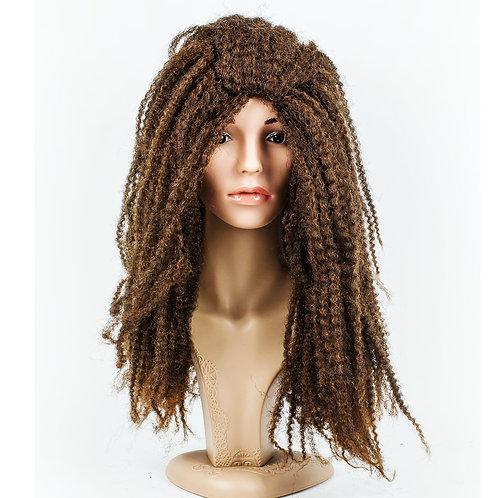 Reggae Synthetic Wig